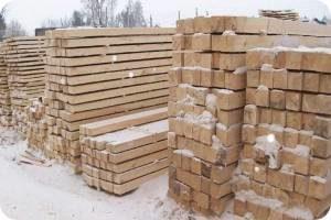 хранить строительные материалы зимой