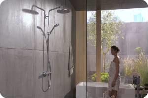 выбрать смеситель для ванной с душем
